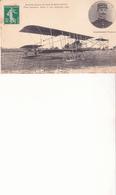 Escadrille Aérienne Du Camp De Mailly  - Pilote Lieutenant Varcin Et Son Mécanicien Lano - Aviateurs