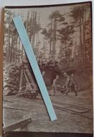 1915 Munster Gunsbach Alsace Tranchée Allemands Snipper Tireur élite Decauville Abris Fran Sidi Brahim14-18 14 Photos - War, Military