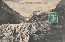 CHAMONIX  -   MASSIF DU MONT BLANC - LA MER DE GLACE   -   Editeur : GRIMAL Louis De Chambéry  N° 2288 - Chamonix-Mont-Blanc