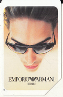 ITALY - Emporio Armani(L.10000), Exp.date 30/06/99, Used - Fashion
