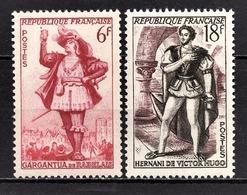 FRANCE 1953 -  Y.T. N° 943 ET 944 - NEUFS** - Ungebraucht