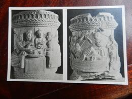 20055) AQUILEIA URNA CON CONVITO MUSEO NAZIONALE NON VIAGGIATA - Udine