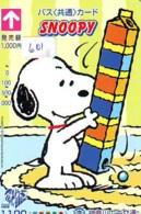 SNOOPY * COMICS PEANUTS (601) CHIEN * DOG  * HUND - Comics