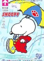 SNOOPY * COMICS PEANUTS (606) CHIEN * DOG  * HUND - Comics