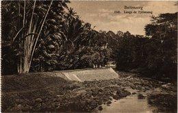 CPA AK INDONESIA Buitenzorg-Langs De Tjiliwoeng (341407) - Indonésie
