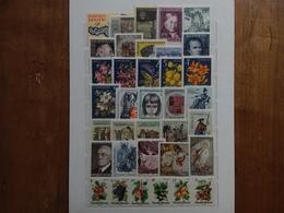 AUSTRIA - Lotto Anni '60 Nuovi ** - 50% Sottofacciale + Spese Postali - 1945-.... 2de Republiek