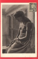 CPA 538 Jeune Femme Seins Nus 2511 Lehnert & LANDROCK Phot. TUNIS - Afrique Du Nord (Maghreb)