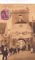 Haut-Rhin - Sennheim O. Els - Thanner Tor. Gernay Alsace - Porte De Thann - Thann