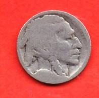 USA,??year , Circulated Coin , Buffalo Indian, Scannr. C3360 - Federal Issues