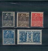 1930-31 - Exposition Coloniale Internationale De Paris (1931). - Nuovi