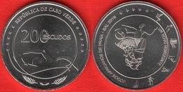 """Cape Verde 200 Escudos 2019 """"African Games Of Praia-Sal"""" UNC - Cap Verde"""
