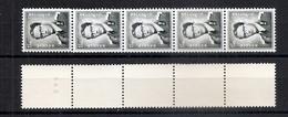 BELGIE Boudewijn Bril * Nr R 28 (924) * Postfris Xx * - 1953-1972 Lunettes