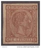 ES0162-LAB036TEUESPTANNU. España.Spain.Espagne.ALFONSO XIII.1875  (Ed 162s**) Sin Charnela.MAGNIFICO . - 1875-1882 Regno: Alfonso XII