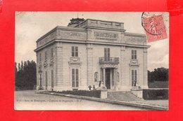 75 - Paris : Bois De Boulogne. Château De Bagatelle - France