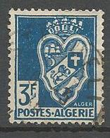 ALGERIE  N° 194 OBL - Algérie (1924-1962)