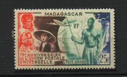 Madagascar **,PA 72 - UPU - Oblitérés