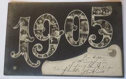 """""""Neujahr, Jahreszahl, Kinder"""" 1904 ♥ (30323) - New Year"""