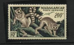 Madagascar **,PA  77 - Aspects De Madagascar Lémuriens - Oblitérés