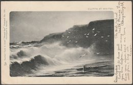 Cliffs At Whitby, Yorkshire, 1903 - Tuck's Postcard - Whitby