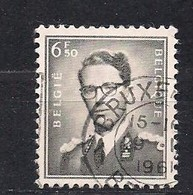 Belgie Belgique 1958 OCBn° 1069A (°) Oblitéré Used Cote 16,50 Euro Roi Baudouin Koning Boudewijn - Used Stamps
