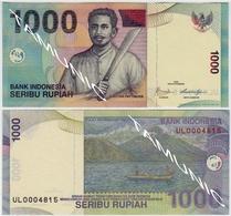 INDONESIA 1000 (SERIBU) RUPIAH 2009 KAPITAN PATTIMURA & PULAU MAITARA DAN TIDORE - UNC - Indonesien