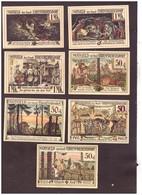 7 NOTGELD DER STADT EHRENFRIEDERSDORF - TB - [11] Local Banknote Issues