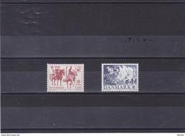 DANEMARK 1981 EUROPA  Yvert 733-734 NEUF** MNH - Dänemark