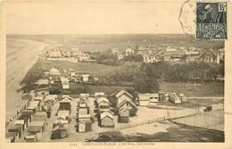 PHL 50 CAROLLES PLAGE. Au Loin Jullouville 1931 - Francia