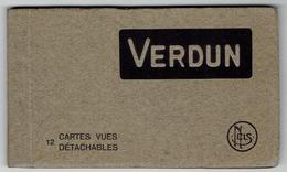 VERDUN - Carnet 12 Cartes - Complet Avant La Guerre - Edit. Nels Bruxelles - Verdun