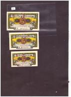 3 NOTGELD DER STADT ALTENKIRCHEN - TB - [11] Local Banknote Issues