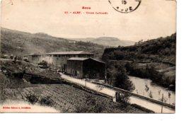 Aude - 20 - ALET - Usine CATTANEO - France