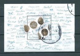 2008 Netherlands Complete M/Sheet Rembrandt Vereniging Used/gebruikt/oblitere - Blocchi