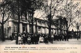 Fosses école Moyenne De L'état Enfants - Fosses-la-Ville