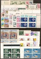 (Fb).Marocco.1958-66.Lotto 16 Serie Complete In Quartine Nuove,gomma Integra,MNH (32-20) - Maroc (1956-...)