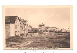 Barneville-Plage-Boulevard Maritime (D.6647) - Barneville