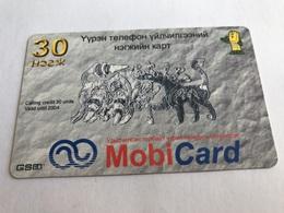 4:019 - Mongolia Prepaid - Mongolia