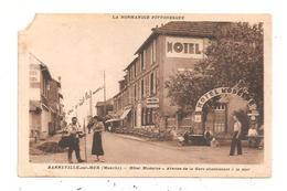 Barneville-sur -Mer - Hôtel Moderne (D.6648) - Barneville