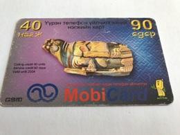 4:024 - Mongolia Prepaid - Mongolia