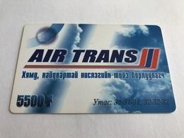 4:028 - Mongolia Prepaid - Mongolie