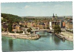 Namur - Le Confluent De' La Sambre Et De La Meuse - Namur