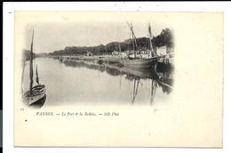 VANNES - Le Port Et La Rabine - N°11 ND - CARTE PRÉCURSEUR 1900 - Vannes