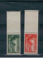 1937 - Pour Les Musées Nationaux.  Victoire De Samothrace.. - Ongebruikt