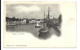 VANNES - Le Port - G.I.D. éditeur - CARTE PRÉCURSEUR 1900 - Vannes