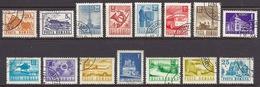 Romania - Lot, Used - 1948-.... Republiken