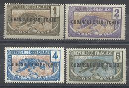 OUBANGUI-CHARI - TCHAD 1915 - YT 1/4** - Oubangui (1915-1936)