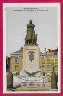 CPA Sainte-Menehould - Monument élevé Aux Morts Pour La Patrie - Guerre 1914-1918 - Sainte-Menehould