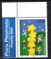 VATICANO - 2000 - EUROPA UNITA 2000 - MNH - Nuevos