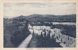 Emilia Romagna - Modena - Sassuolo - S. Michele Dei Mucchietti  - F. Piccolo - Bel Panorama - Italia