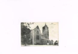 Moll De Kerk L'église,phototypie N.Havermans  Moll,carte Postale Ancienne 1910, Mol. - Mol