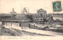 42-SAINT-ETIENNE- PUITS DU TREUIL - Saint Etienne